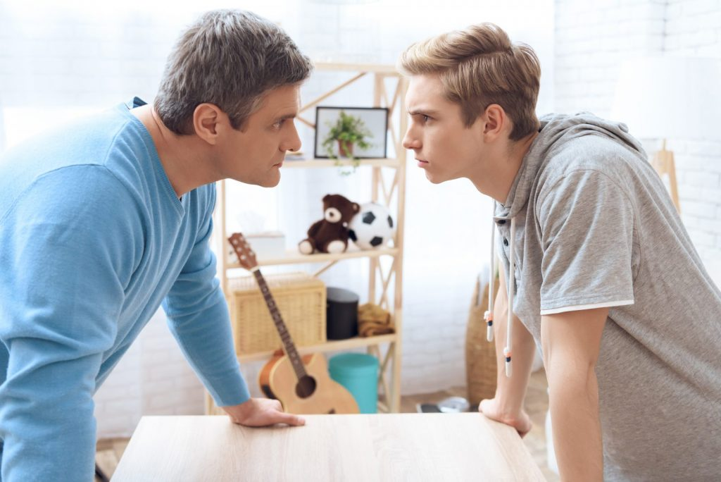 20 Ways To Help Teenagers Handle Their Anger